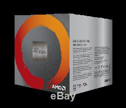 AMD Ryzen 5 3600X 3.8GHz 6 Core AM4 withWraith Prism Cooler Priority Shipping