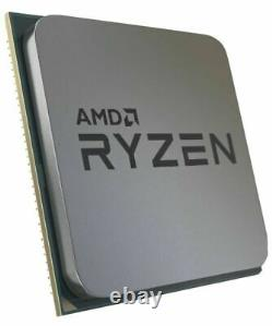 AMD Ryzen 5 3600 CPU AM4 Up to 4.2GHz 6-Core 3.6GHz With Wraith Stealth Cooler