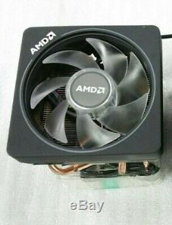 AMD Ryzen 7 2700X 4.3 GHz 8-Core CPU with Wraith Prism RGB Cooler FREE SHIPPING