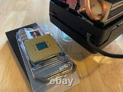 AMD Ryzen 7 2700X 8 Core CPU with Wraith Prism RGB cooler 3.7GHz 4.3GHz Boost