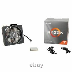 AMD Ryzen 7 3700X 3.6GHz 8-Core AM4 Boxed Processor with Wraith Prism Cooler