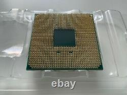 AMD Ryzen 7 3700X 3.6 GHz Core Processor + Wraith Prism Cooler SLIGHTLY USED
