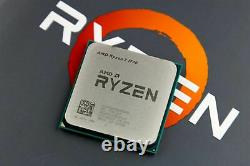 AMD Ryzen 7 R7 1700 3.0GHz 8 Core Socket AM4 Processor with Wraith Spire Cooler