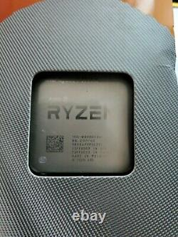 AMD Ryzen 9 5900X with RGB Water Cooler (4.8GHz, 12 Cores, Socket AM4)
