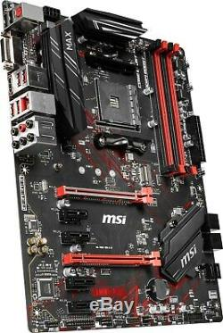 CCL 4.3GHz AMD Ryzen 7 2700X Bundle MSI B450 GAMING PLUS MAX Motherboard