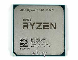 NEW AMD Ryzen 5 PRO 4650G 3.7GHz 6-Cores CPU AM4 Socket Processor