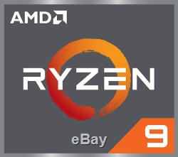 OEM AMD Ryzen 9 3900X 3.8GHz 12-Core AM4 CPU with Wraith Prism Cooler